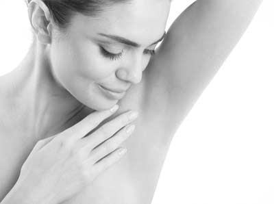 Miradry traitement de la transpiration