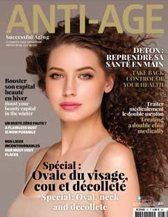 Anti-Age Magazine Dr Delamarre