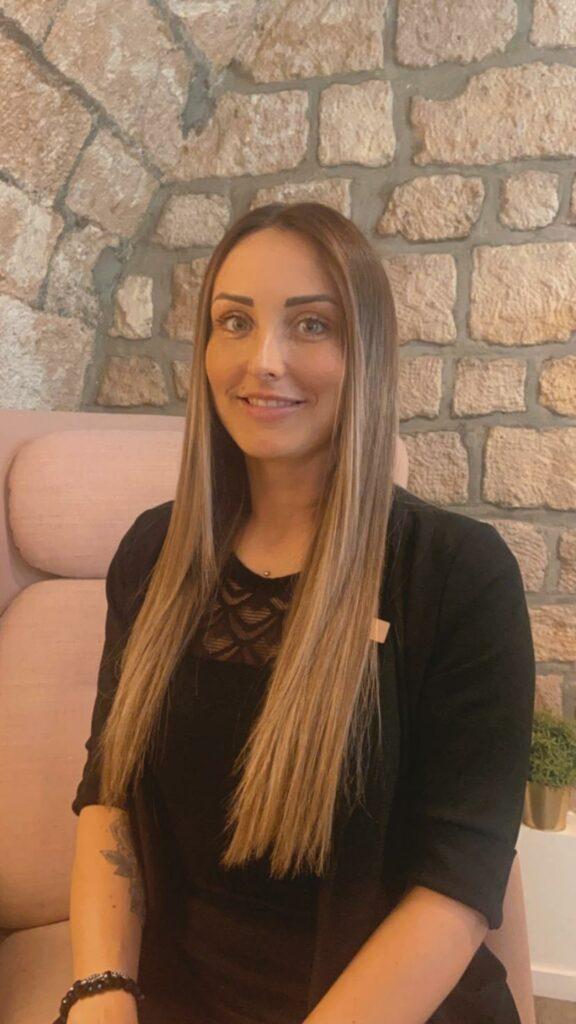 Avril | Manager du centre de Medecine Esthetique 95